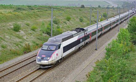 Ma vie en TGV